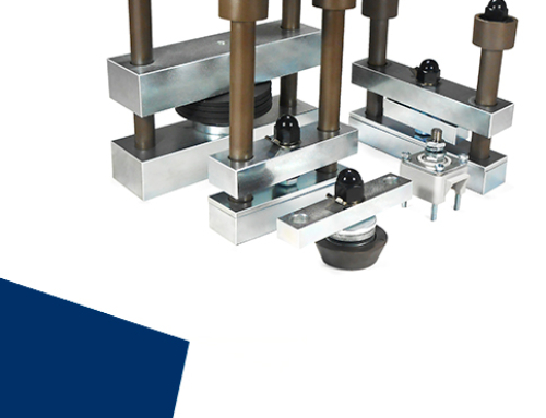 Clamps para Semiconductores Press-Pack